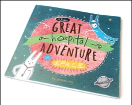 The Great Hospital Adventure, 2017, Serene Ng (ADM Alumni)