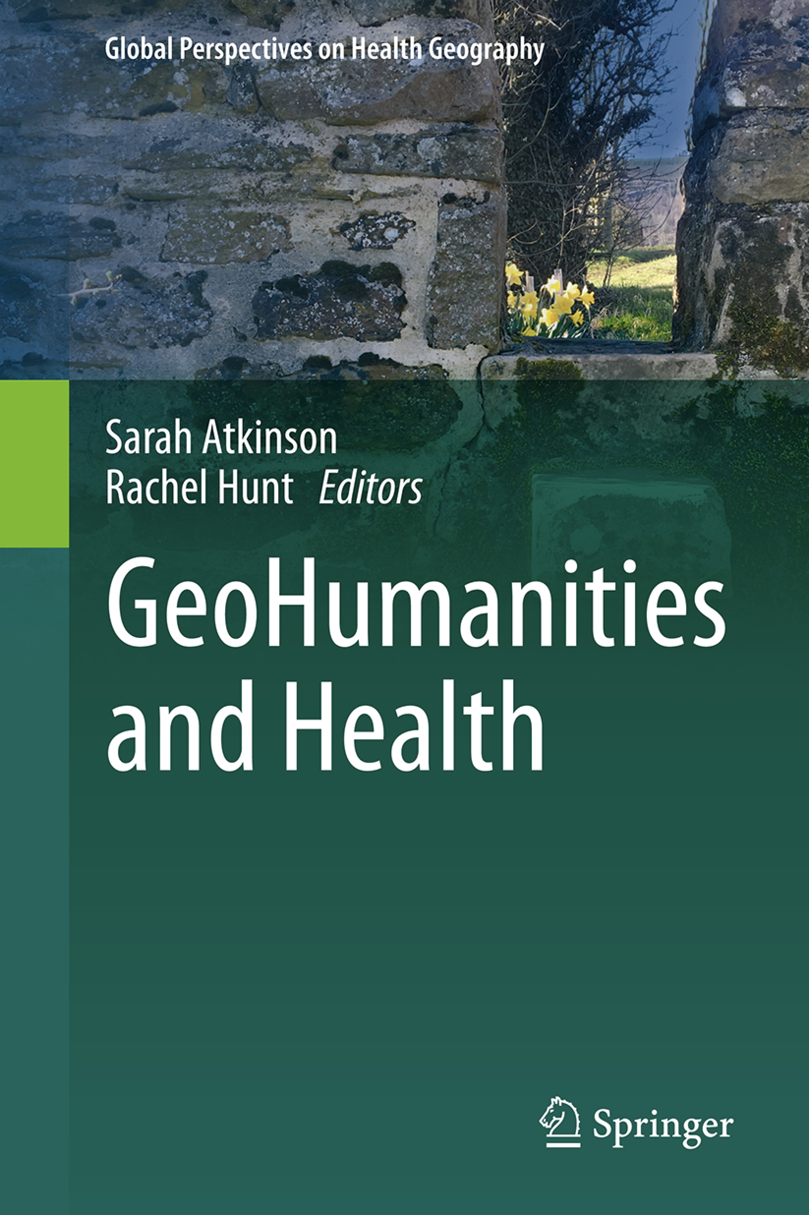 Book Chapter in Geohumanities and Health