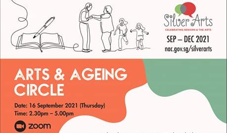 Arts and Ageing Circle 2021